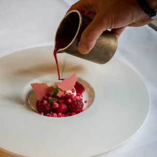 Dessert keuken