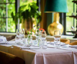 Restaurant arrangement Logeren & Dineren