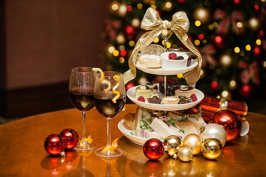 Pre Christmas high tea